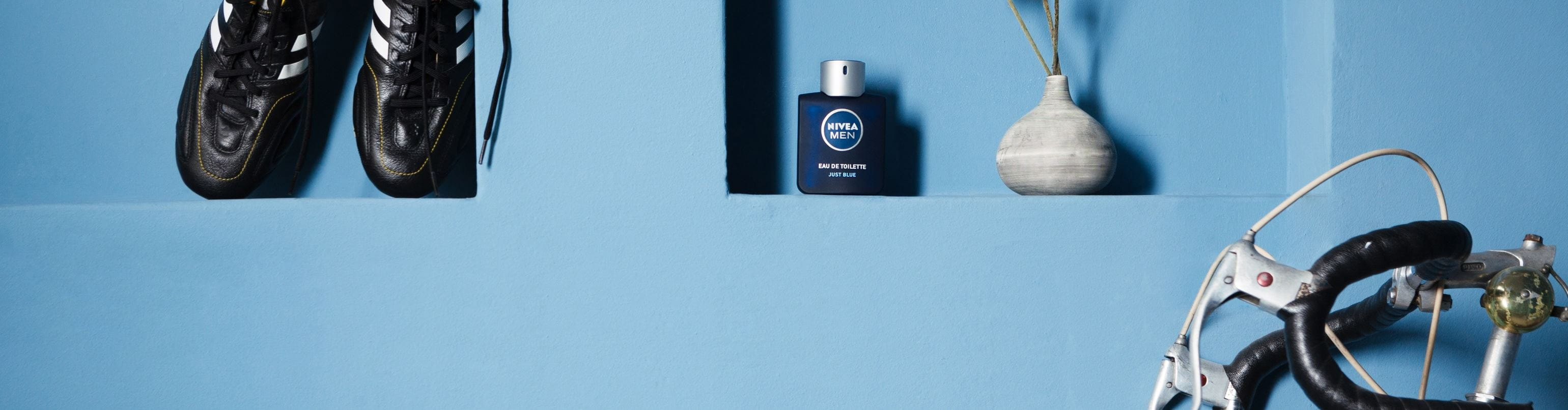 NIVEA MEN Just Blue toaletna voda